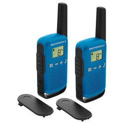Motorola Talkabout T42 Twin Pack (синий)