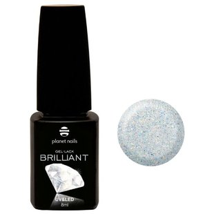 Гель-лак planet nails Brilliant 8